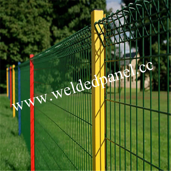 Hot sale 4x4 Galvanized decorative metal garden fence / Aluminum picket fence panel