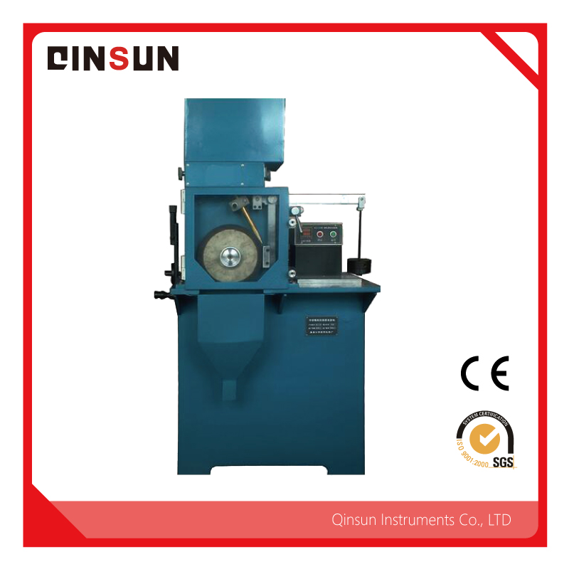 Sediment Abrasive grain Wear test machine/Sediment Abrasive grain Wear test machine manufacturer