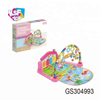 funny musical piano baby play gym mat for wholesale Funny Musical Piano Baby Play Gym Mat For Wholesale - Buy
