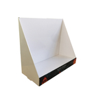 Cheap Promotion Cardboard Carton Counter BBQ Display