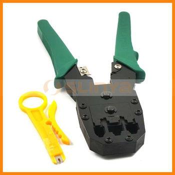 Cable Cutter Plier Network Crimping Crimp Tool Crimper Cat5e Cat6 ...