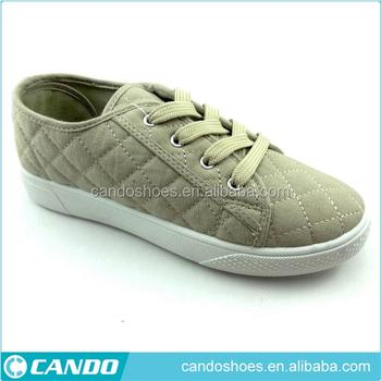 Popular Fashion Flat Stitching Cheap Office Shoes pakistan girl shoes 4b4f96dadb02