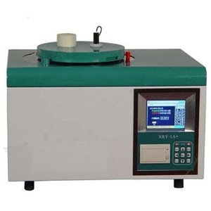 Lab heat capacity calorimeter for testing Sludge calorific value