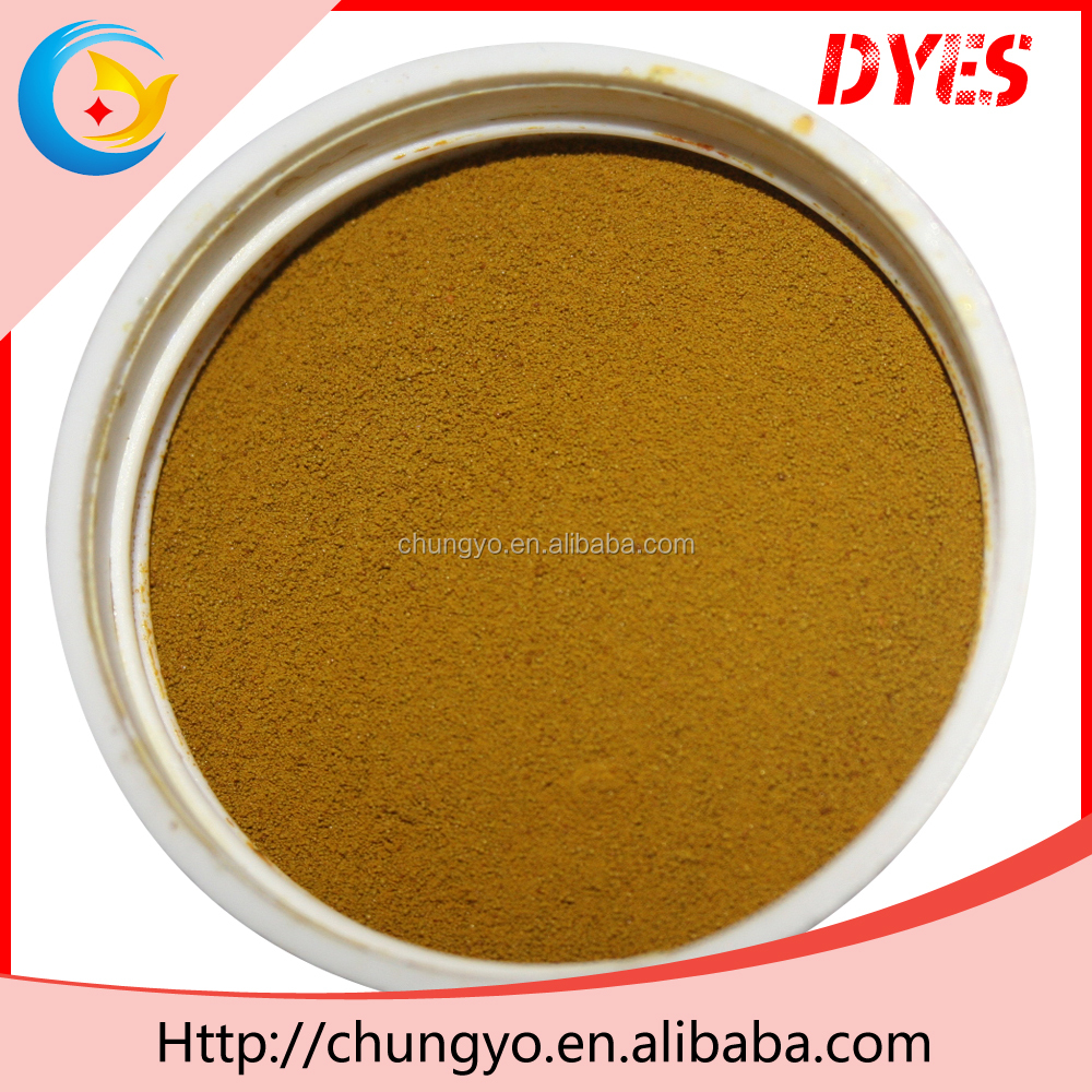 Acid Yellow 232 Leather and Fur Dyes Garment Dyeing Suede Shoe Dye