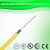 Outdoor central tube filled steel-PE 12 core GYXTW fiber optic cable
