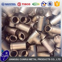 Stainless Section Steel round classical stainless steel sectioned 410