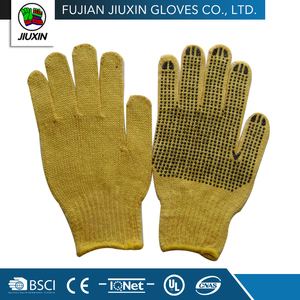 professional factory made high quality hot sale cotton roping gloves