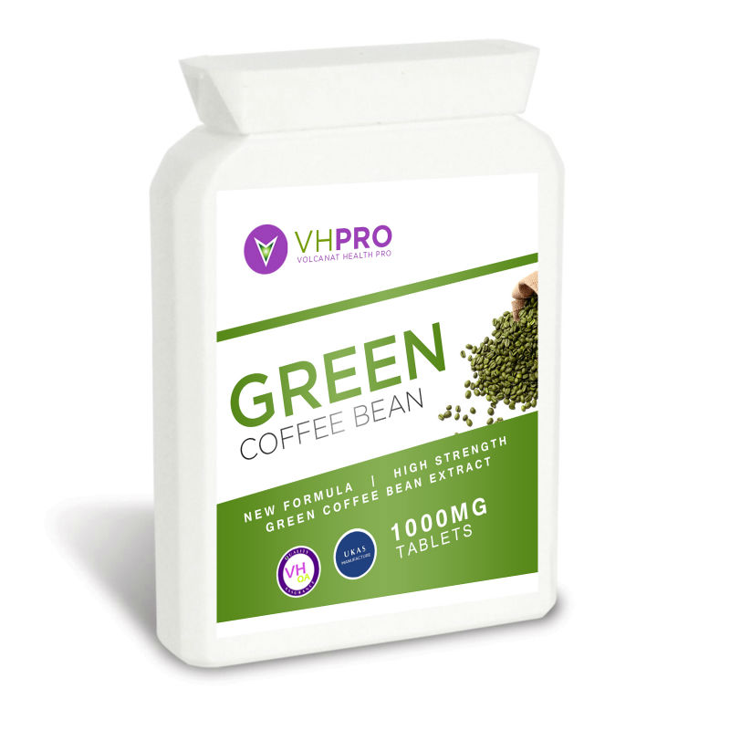green coffee bean 1000 mg