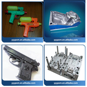 Selling Products Surface Polishing plastic toy gun mold
