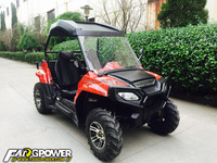 Cheap 4 wheel EPA Engine ATV Side By Side Diesel UTV 4x4