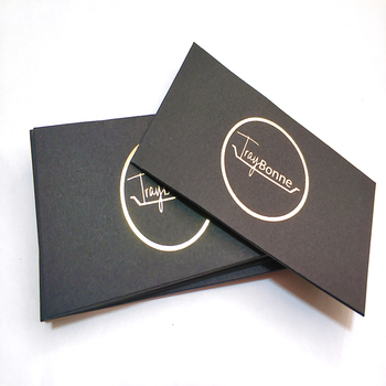 Custom design printed luxury paper name card, cheap price business card printing