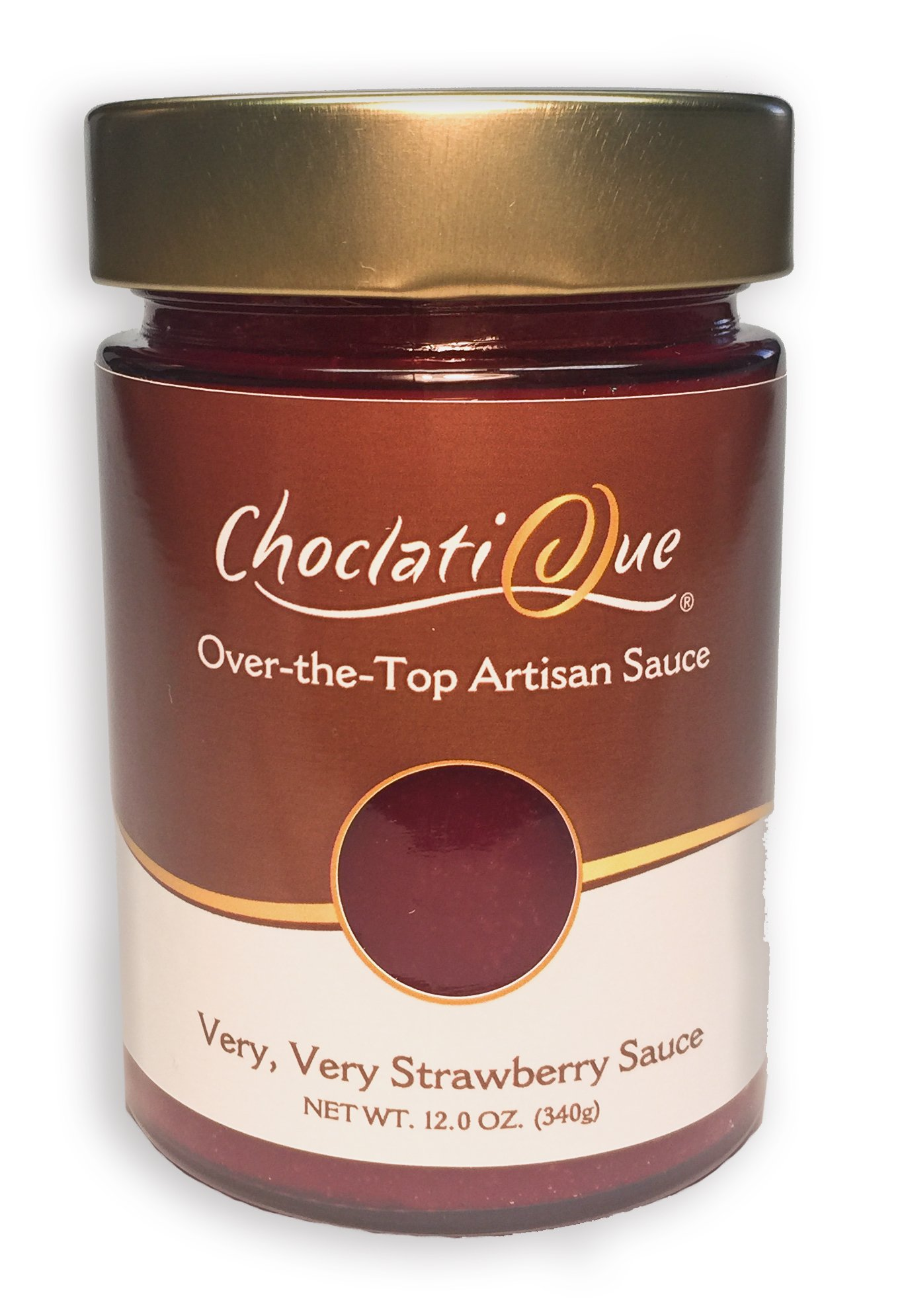 Very, Very Strawberry Sauce