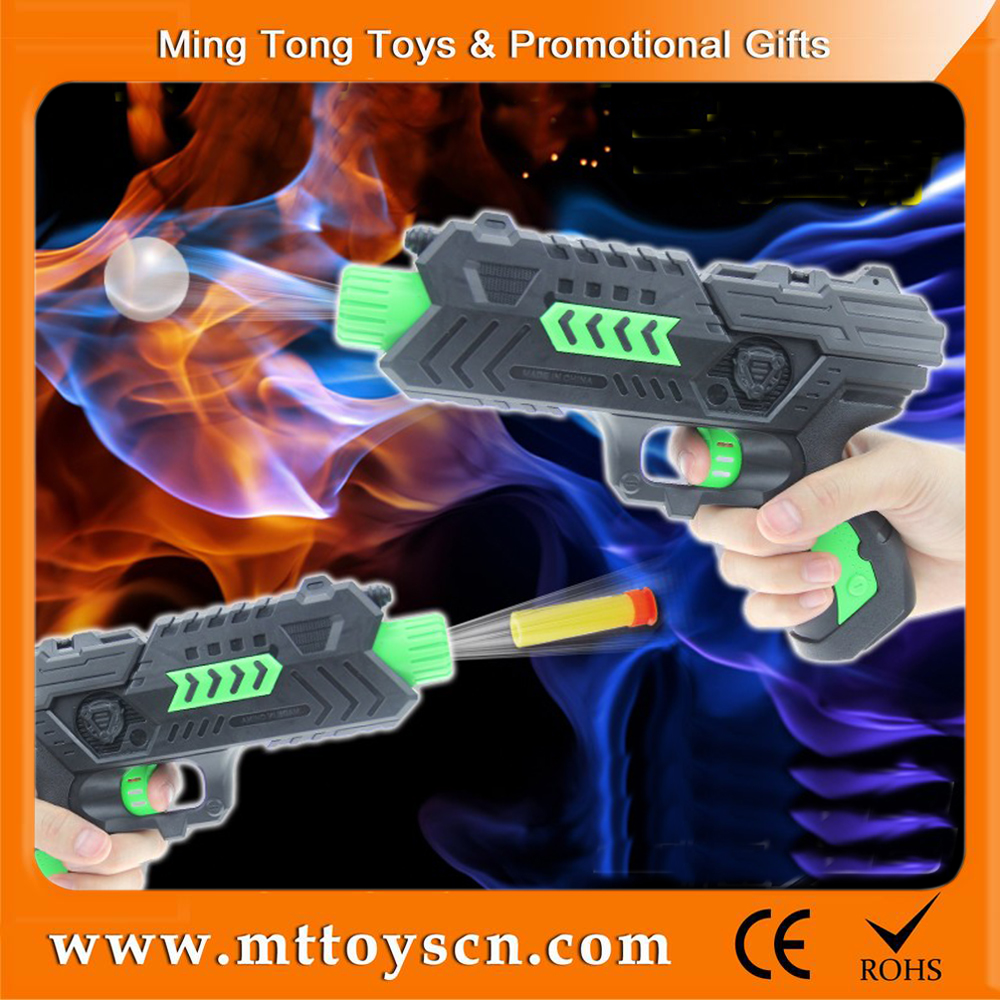EVA bullet gun childrens toy water ball gun