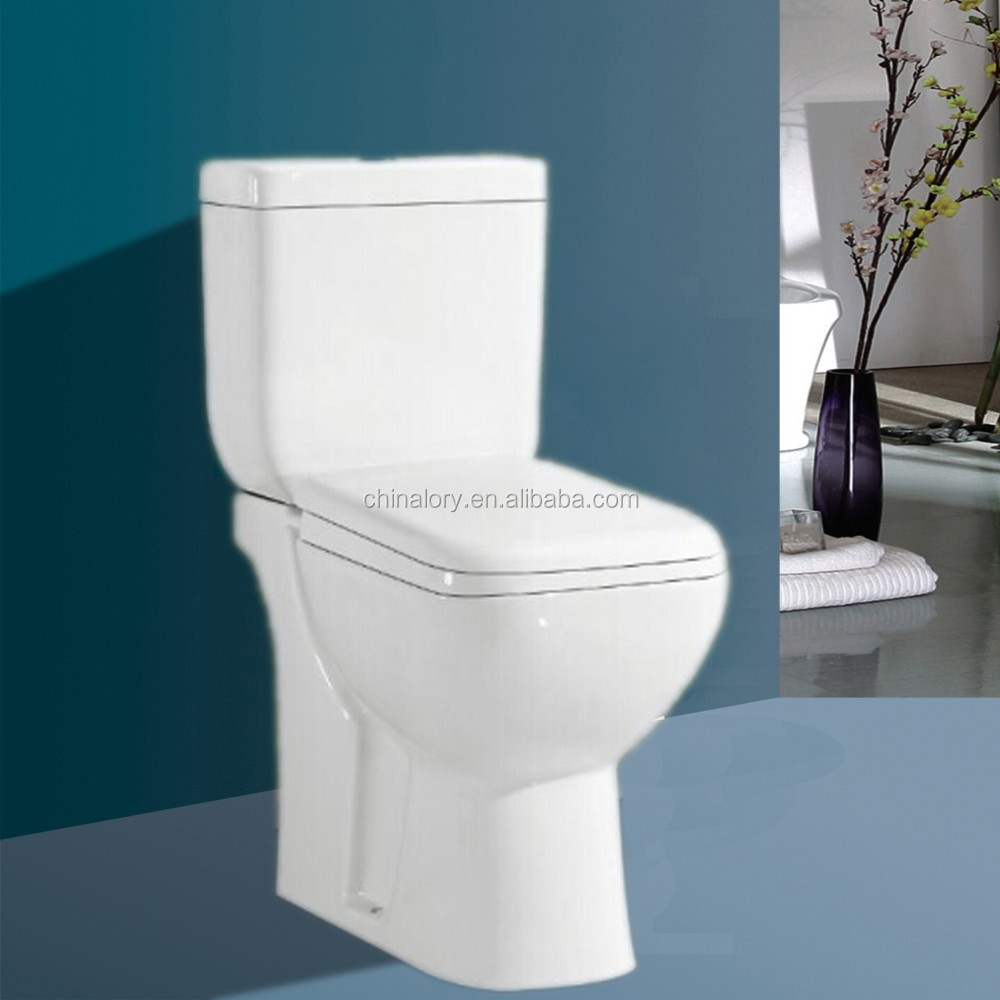 Washdown Sanitary Ware Ceramic Toilet Wc,Square Shape Chinese ...
