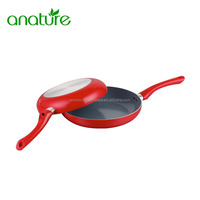 2pcs fry pan sets non stick cookware