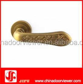 Gold Polish Brass Door Handles