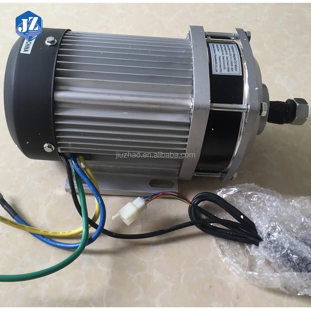 oem 1000w 1200w 48v 60v 72v electric vehicle brushless dc motor