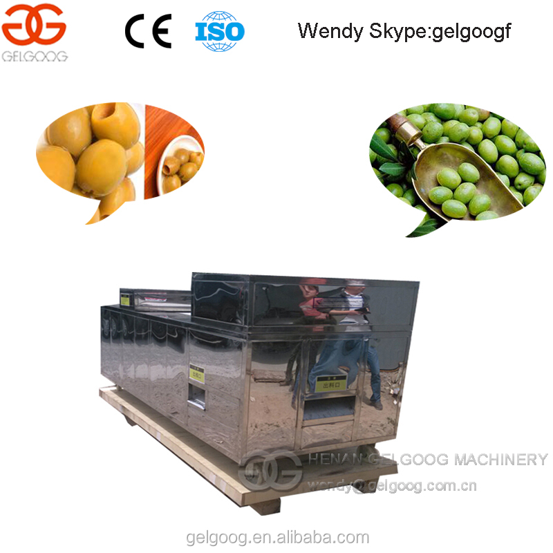 High Speed Automatic Plum Stone Removing Machine