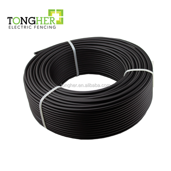 Pleasing Double Insulated 20Kv High Voltage Wire For Electric Fence System Wiring 101 Vieworaxxcnl