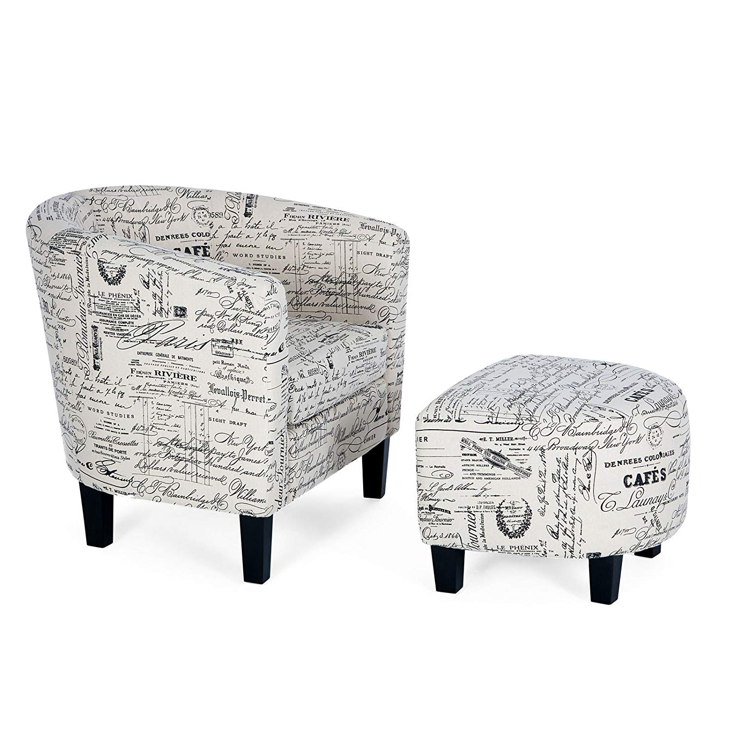 Stupendous Cheap Accent Chair And Ottoman Find Accent Chair And Alphanode Cool Chair Designs And Ideas Alphanodeonline