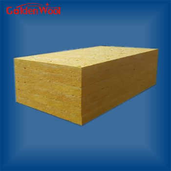 Good Quality Of External Walls Insulation Free Asbestos Factory 60kg M3 Basalt Rock Wool