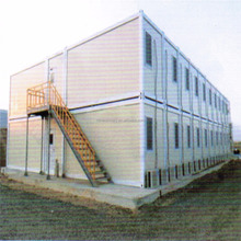 Container mobile prefab modular house