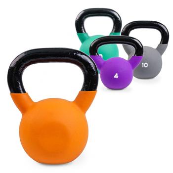 Crossfitness Color Dipping Neoprene Kettlebells - Buy ...