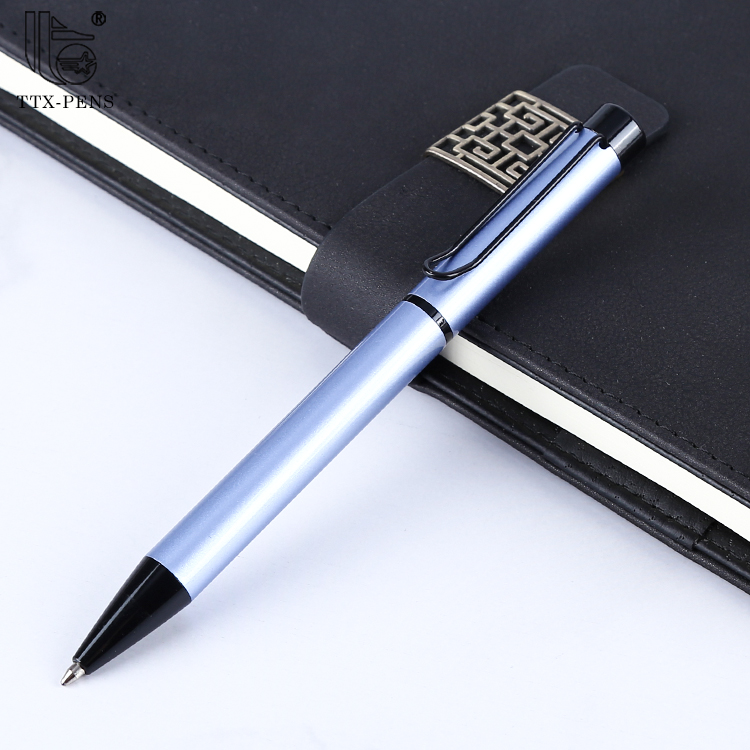 Pen Stores Online Wholesale Custom Promotional Gift Rollerball Pens Metal Fine Gel pen