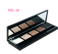 looking for exclusive distributer waterproof 5colors eyeshadow palette container
