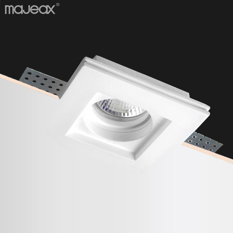 gx5 3 gu10 gypsum plaster gesso mini recessed downlight spotlight buy battery operated mini. Black Bedroom Furniture Sets. Home Design Ideas