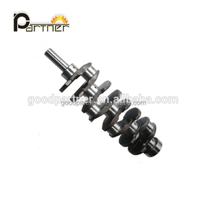 Engine Parts Crankshaft MD3277703 23111-21050 4G13 for Mitsubishi lancer 4G13 engine