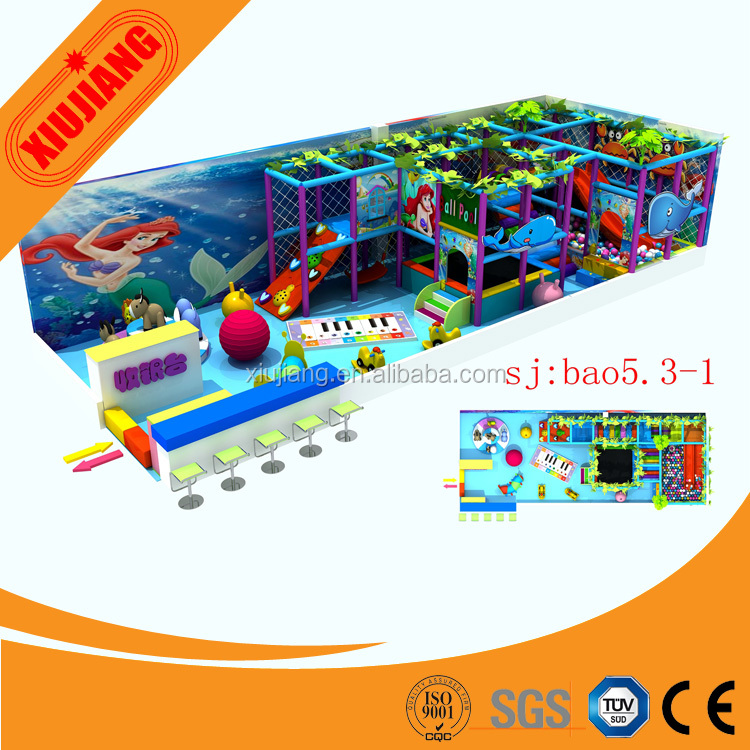 Xiujiang Competitive commercial <strong>kids</strong> indoor climbing play equipment