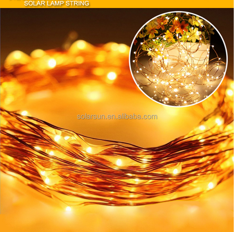 Gdealer 2 Pack Fairy Lights String Battery Operated Waterproof 8 Modes 60 Led 20ft Copper Wire