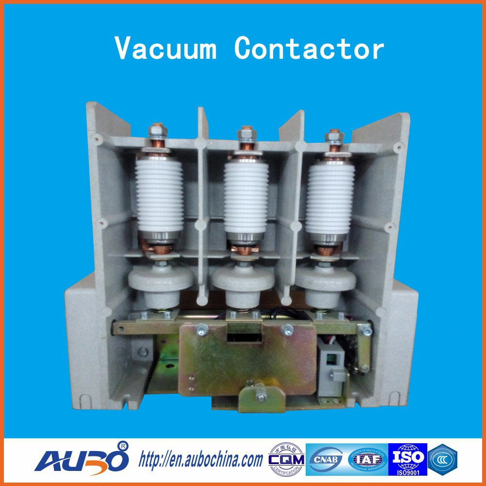 High Voltage 12kv Ac Contactor 3 Electrical Pole Electrical ...
