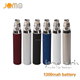 Alibaba 2014 Hot Selling eGo Battery Cheap 2000mah eGo-T Battery from China E Cigs Manufacturer JOMOTECH