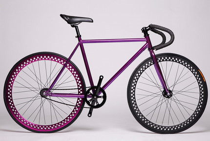 700c Colourful Fixie Frame Taiwan Brand Bicycle Parts Fixed Gear