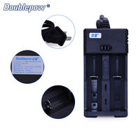 Universal Battery Charger, Speedy Smart Charger for Rechargeable Batteries Ni-MH Ni-Cd AA AAA Li-ion LiFePO4 16340 18650