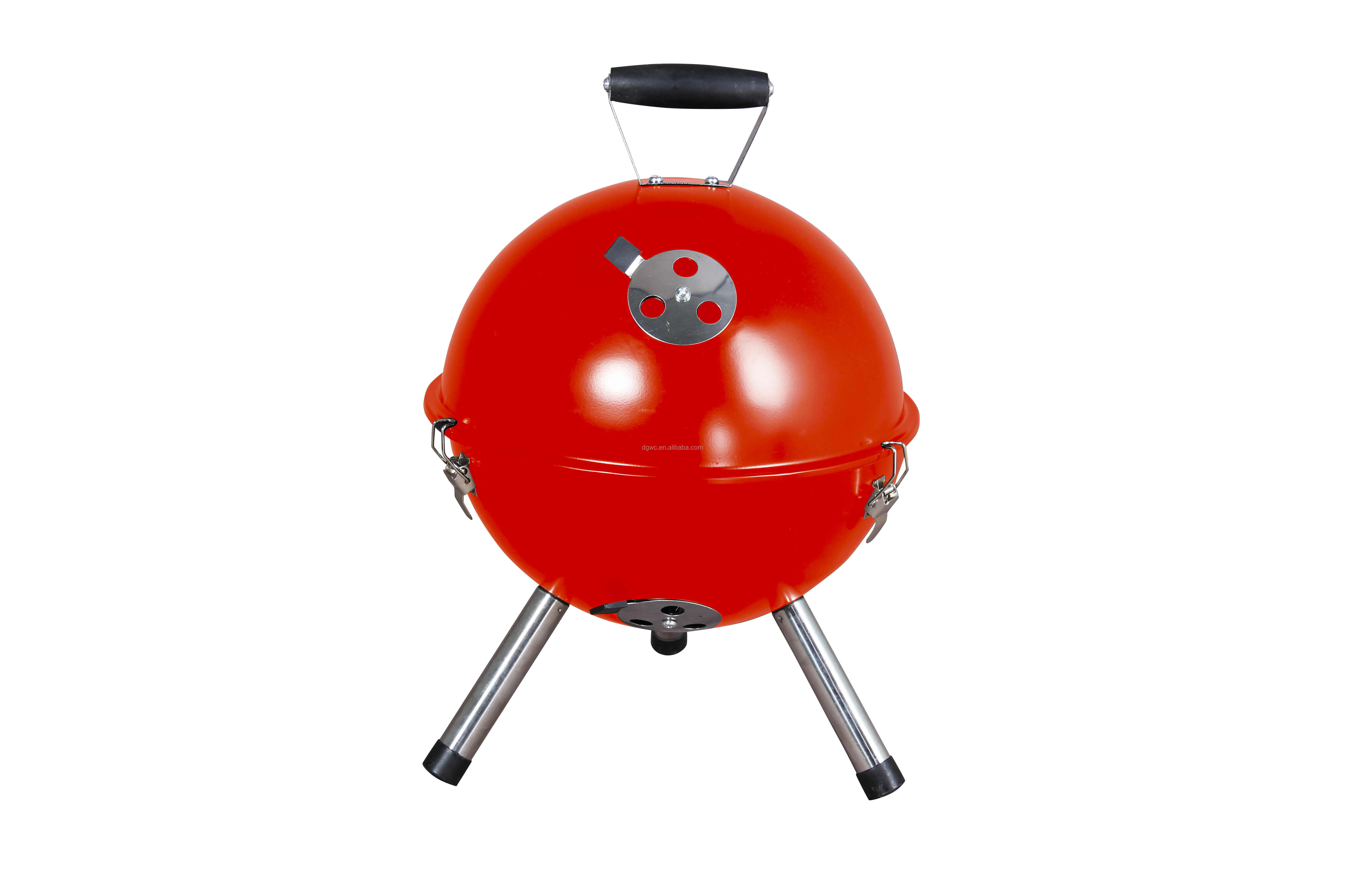 12 inches portable Mini ball shape BBQ charcoal grill