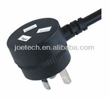 SAA Power Cords 3G Australia Type SAA Approved Power cords