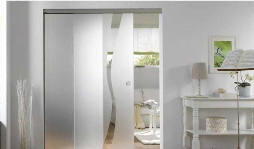 casa moderna sin marco puertas correderas de vidrio irrompible