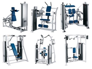 Hammer Strength Commercial Gym Equipment