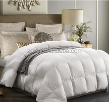 Hotel top quality 100% Goose feather Quilt Quilt