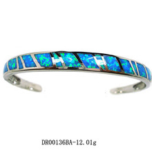 8114d34cfe0dc0 Add to Favorites. Mexican Blue Fire Opal Jewelry Sterling Silver Bangles