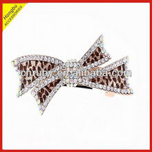 Fashion girls butterfly metal hair clip