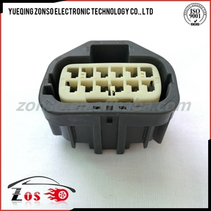 Volvo 12 Pin female Radio GPS Connector