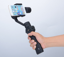 Eloam hot Selling Camera Phone dslr Stabilizer, 3-axis Gimbal for Live Streaming