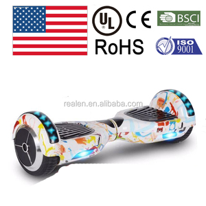 UL2272 Hands free newest hot sale cheap electrical scooter 6.5inch hoverboard