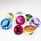 10/pcs Free 40mm New Design Crystal Glass Diamond For Wedding Gift