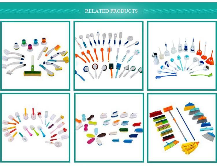 Multifunctional Tpr hand broom