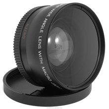 58mm 0.45x marco camera groothoek lens voor <span class=keywords><strong>ef</strong></span>